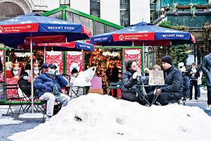 外賣和送餐業務勁增 美餐館營收仍下滑
