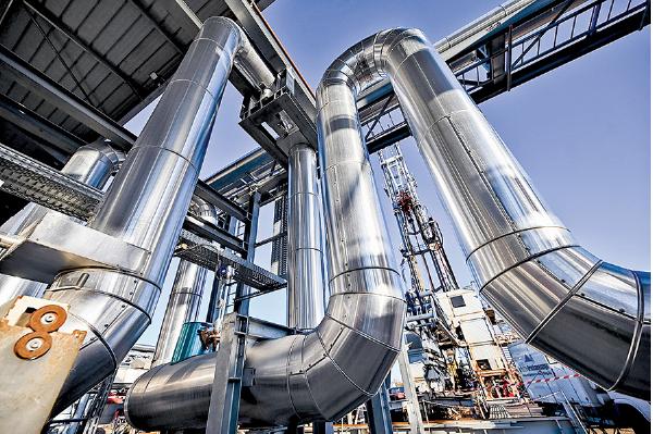 法國的一處煉油設施。(Getty Images)