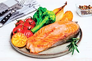 飲食均衡是抗老的先決條件 哪些食物能開啟體內的長壽開關?