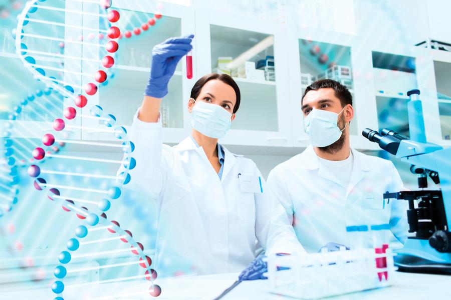 罕見神經肌肉疾病確診難 進行基因檢測及早確診