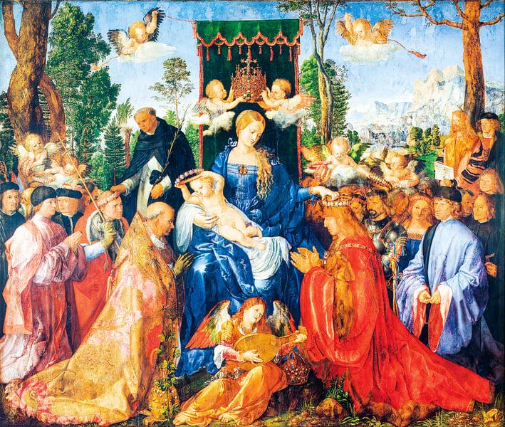 解讀文藝復興之後 兩百年間的美術(一)