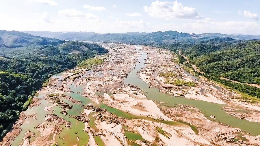 湄公河資訊大公開  中共損招現形