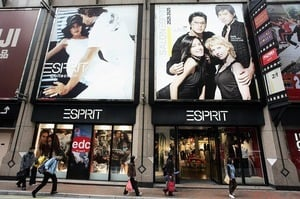 Esprit高層大洗牌 繼前滙豐大班柯清輝後又一董事離任