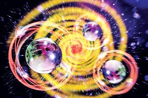 科學新觀點能量塊是物質的基本形態