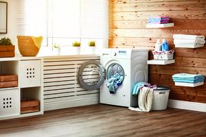 如何設計功能齊全的洗衣房?