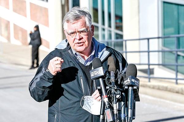 納士維市市長:爆炸事件不像是恐襲