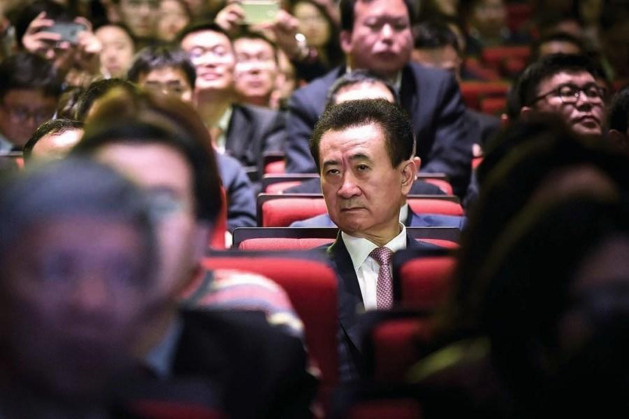 萬達反腐 商管副總裁被帶走