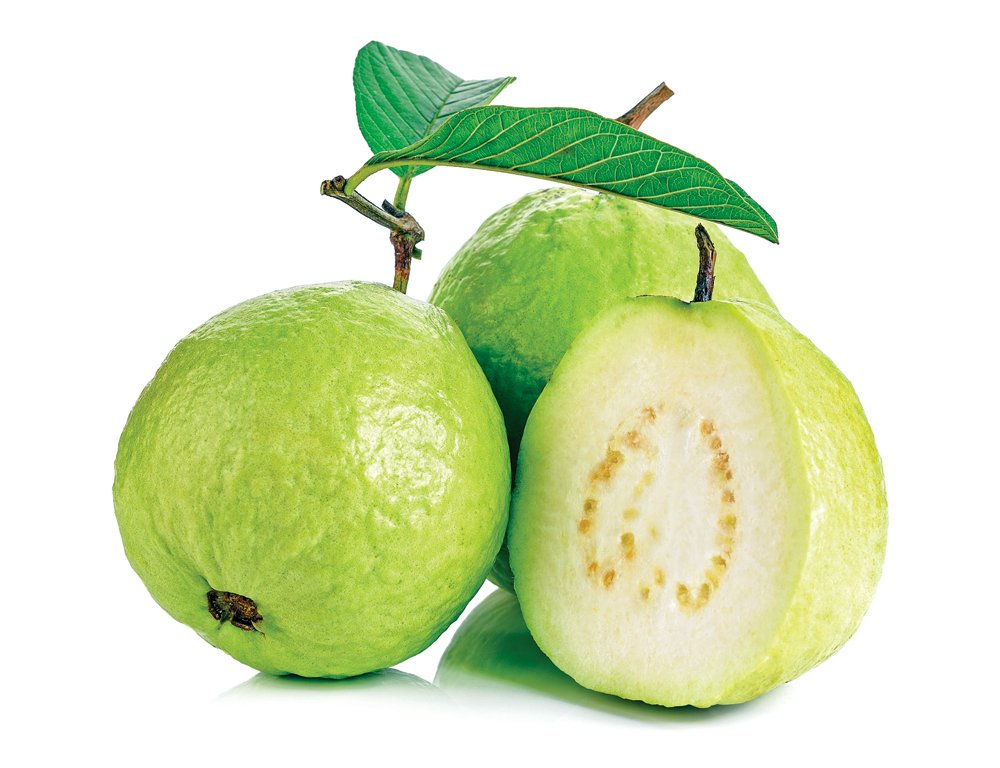 維他命C對皮膚特別好,蕃石榴的維他命C含量是柑橘的2倍以上。(Fotolia)