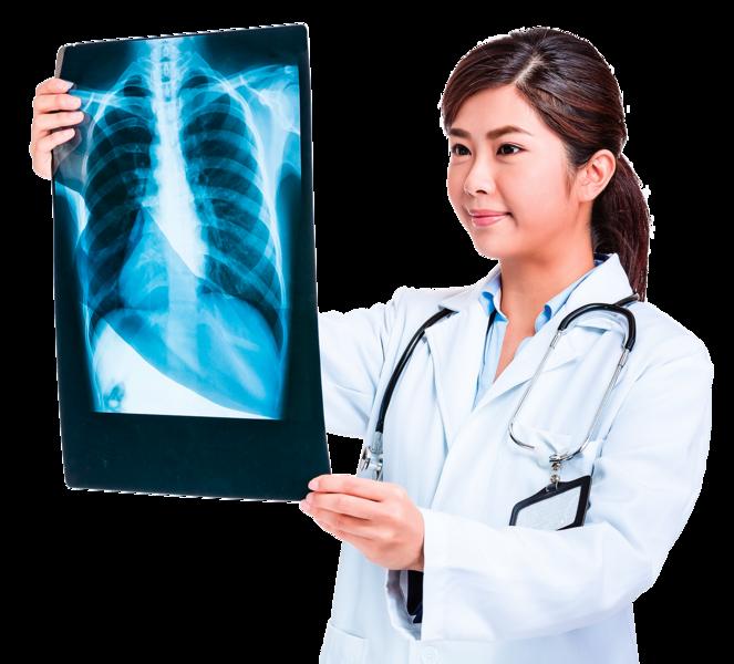 喘未必是老化、心臟病  可能是肺部纖維化
