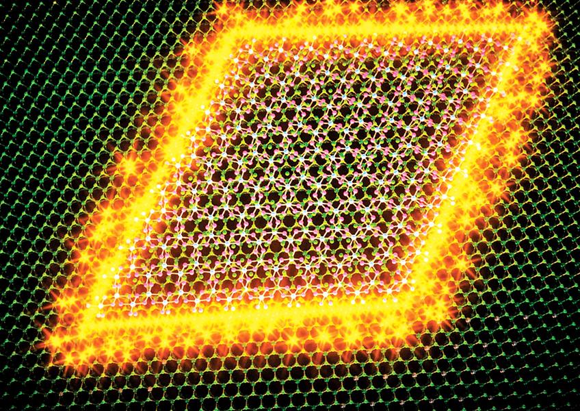 超薄新材料推進量子計算