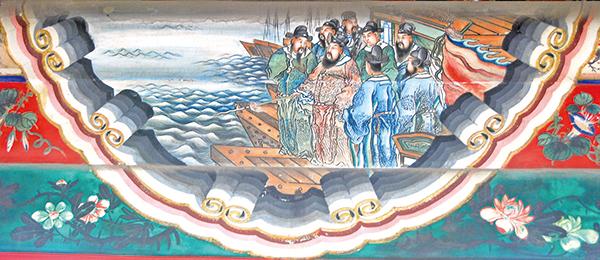 曹操賦詩(Shizhao/維基百科)