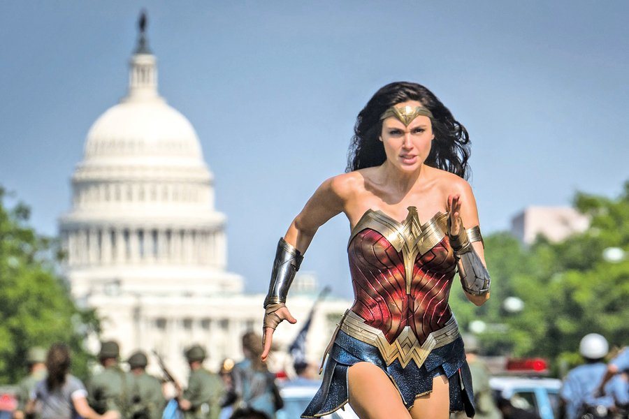 《神奇女俠1984》一流英雄片