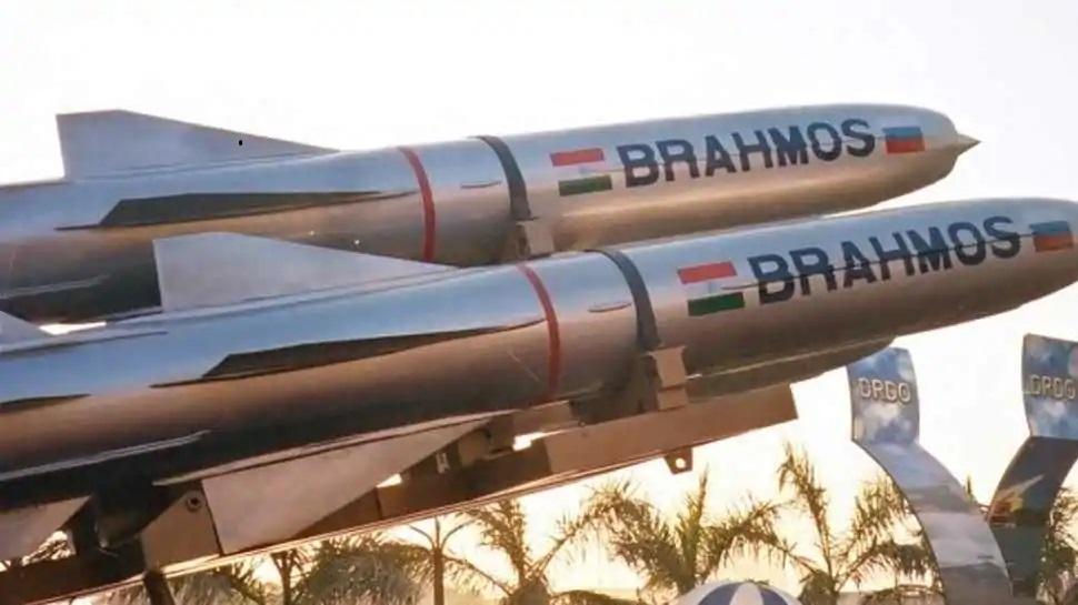印俄合作研發的布拉莫斯導彈重量為美國戰斧的兩倍,速度是戰斧的四倍,多個國家對此導彈有興趣。(BrahMos Aerospace)