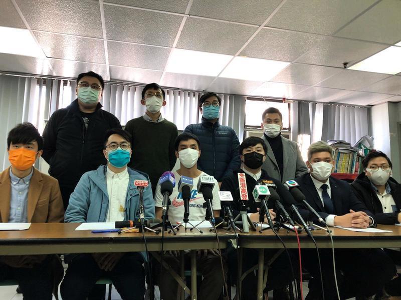 面對政府打壓與內部分歧 香港公民議政平台中止
