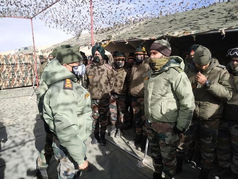 印以秘簽數億元軍事合同  因應中印緊迫作戰需求