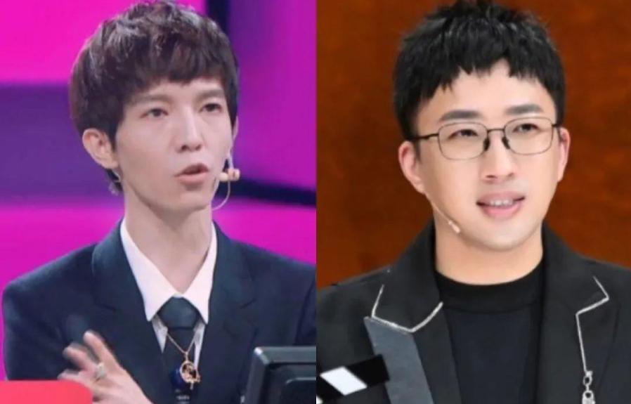 2020年12月31日,郭敬明(左)就抄襲作家莊羽的作品《圈裏圈外》進行道歉;于正(右)則就抄襲瓊瑤作品《梅花烙》進行道歉。(網絡圖片)