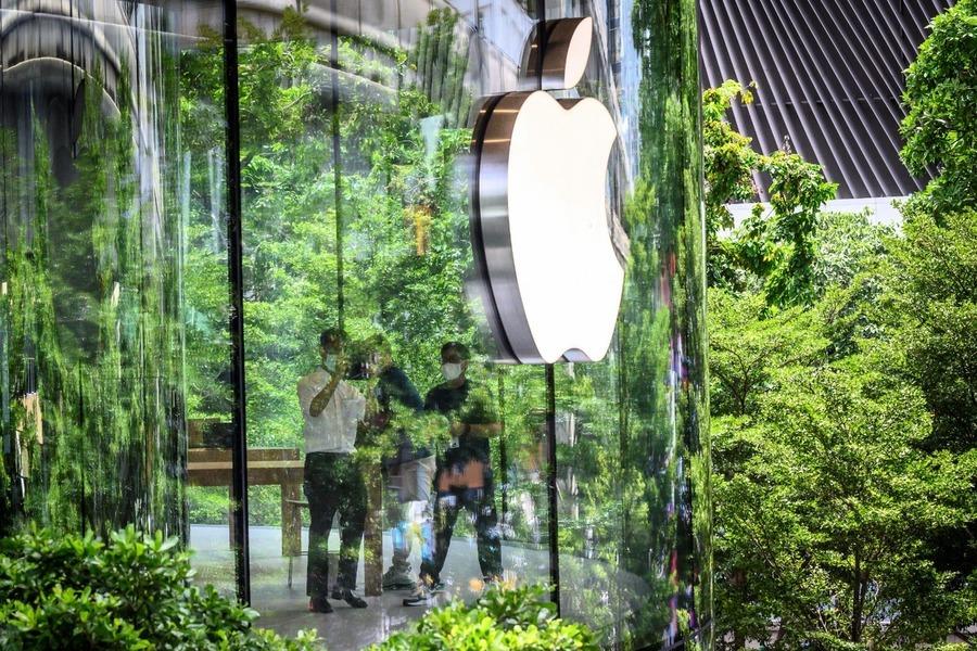 蘋果全球榜首市值2.2萬億美元 24年前曾瀕臨倒閉