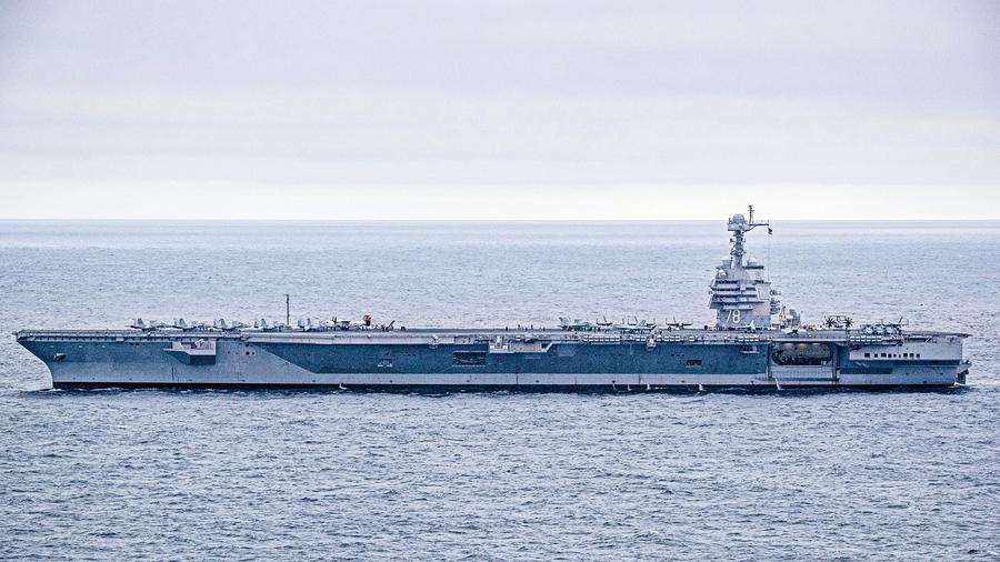 2020年美軍關鍵武器測試(上)