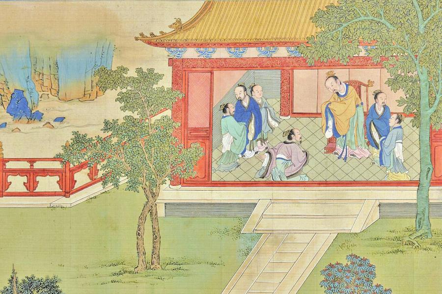 重溫經典——《東周列國志》知恩圖報感懷忠義的三位武士