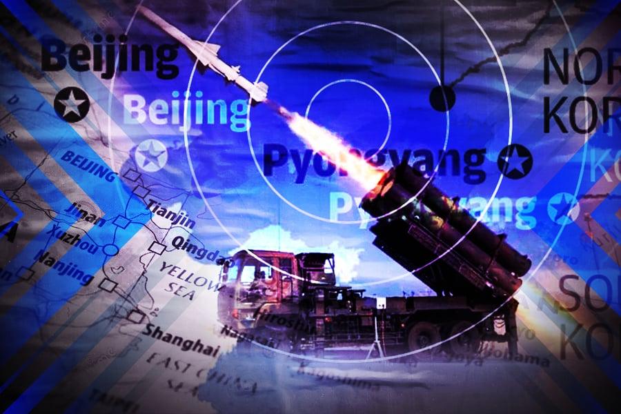 日本新型導彈 射程可達北京平壤