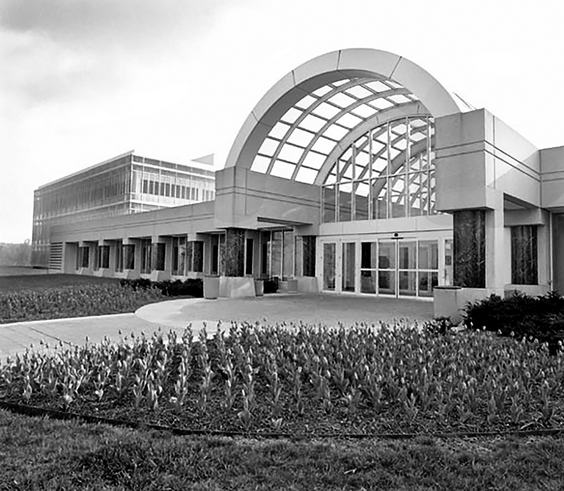 美國中央情報局(CIA)總部大樓。(AFP/Getty Images)