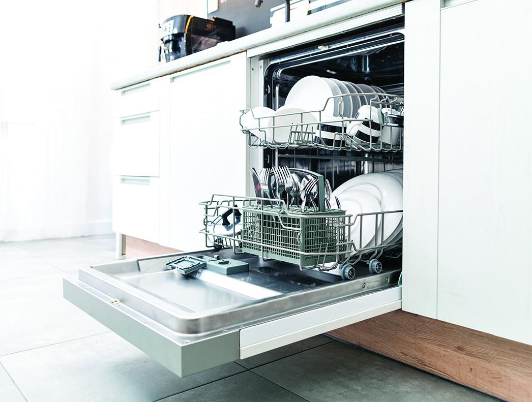 洗碗機除了洗碗,還可以用來洗一些家用品。