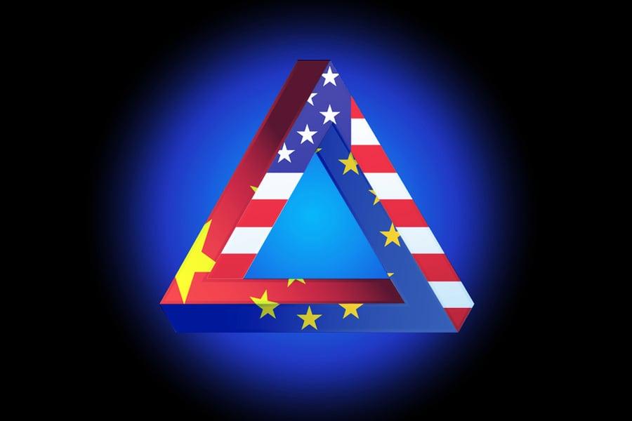 中美歐「三國演義」 中歐協定各懷心思