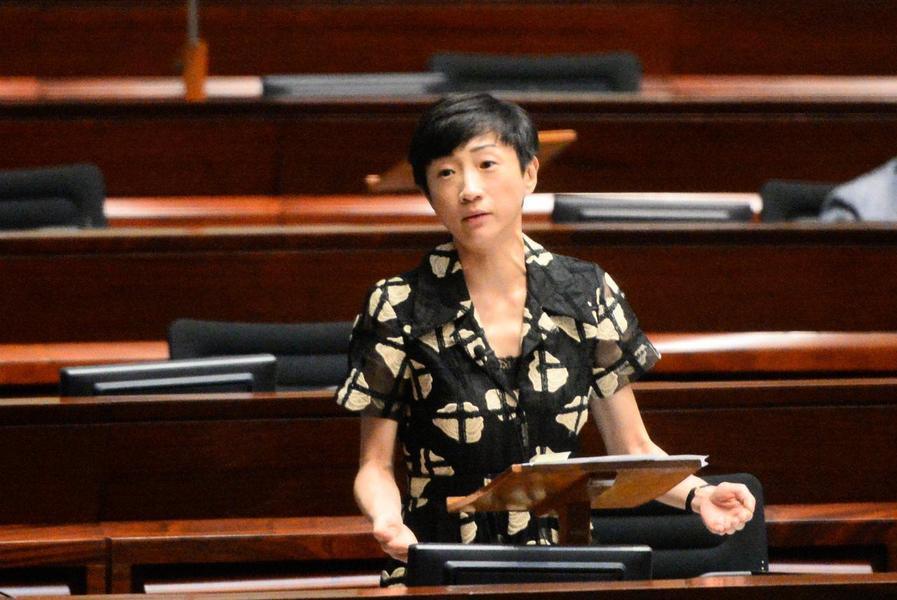 港前議員陳淑莊等酒吧業界開會 被控違限聚令