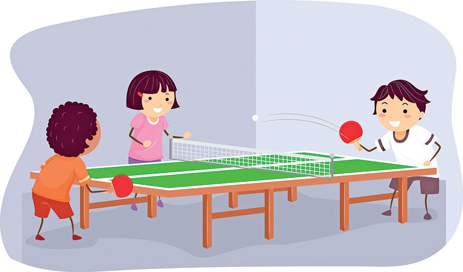 打乒乓球教會我的事