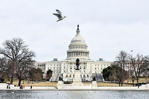 一月六日美國國會聯席會議確認總統 眾院民主黨領袖預計六州選舉人票面臨挑戰