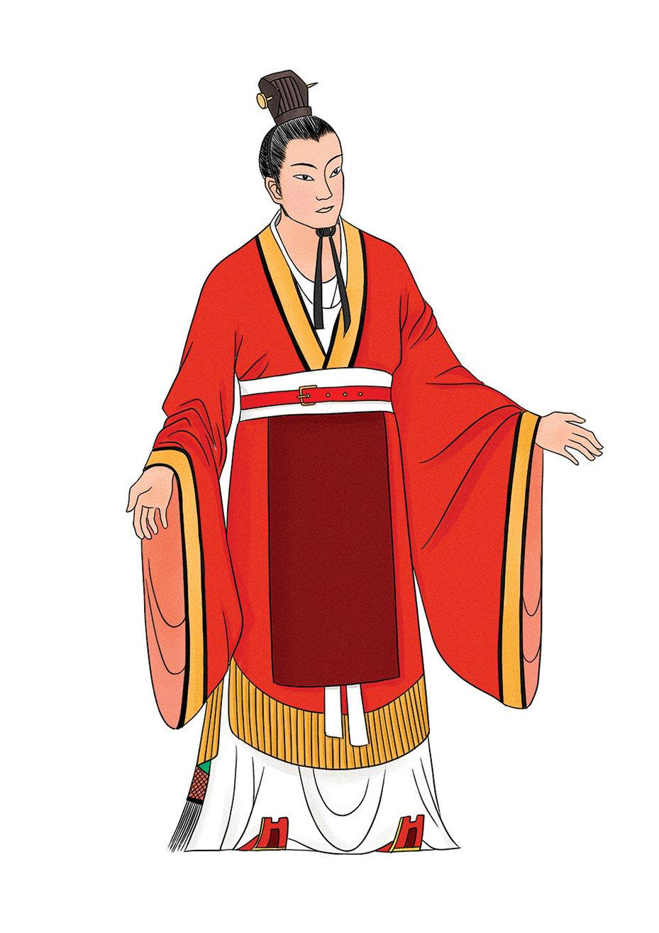 楊廣  (圖/新唐人電視台)