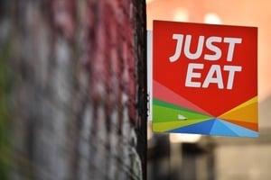 英國宣佈封城後宅股Just Eat上升 Deliveroo擬今年上市