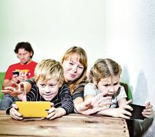 現代家庭怎麼為人父母(1)