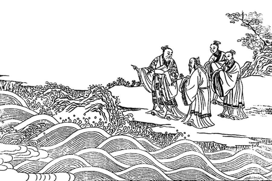 一部《論語》有115個成語典故 中國人無意的一句話就能上溯千年