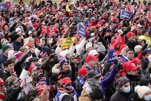 美國民眾:與特朗普並肩而戰感到榮幸