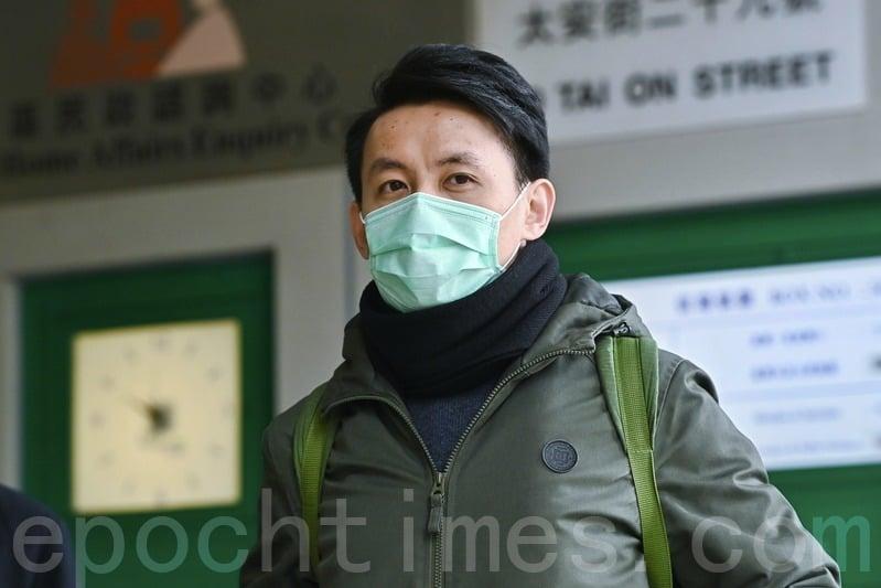 民主黨主席羅健熙表示,「國安法成為『萬能key』,是香港政府想造成的效果」,面對香港民意,政府選擇同香港民意對抗。(大紀元資料圖片)