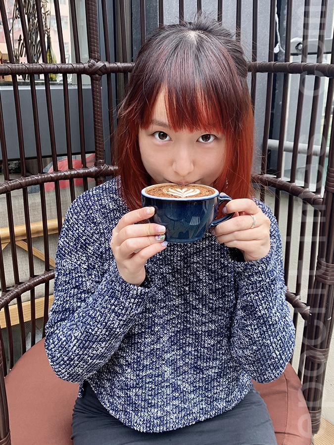 Blogger Siu Shan(Cindy)。(Siu Shan提供)