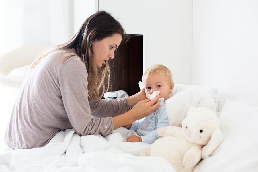 如何預防嬰幼兒感染呼吸道融合病毒?