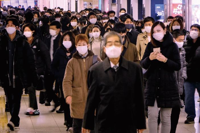 日本疫情再升溫  新增確診6,004宗創新高