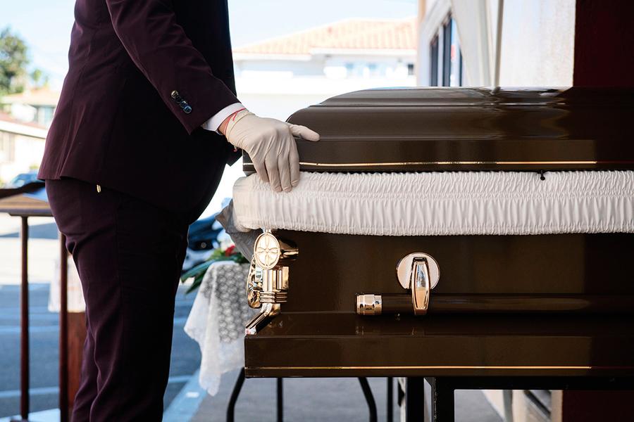 美國單日死亡人數再刷新