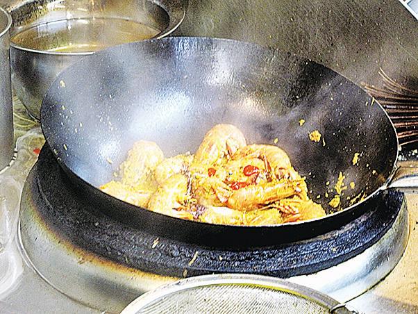 Zucchi的橄欖油也可以滿足追求煎炸和鑊氣的廚師。