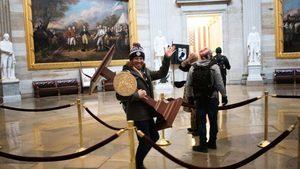 美國會大廈暴亂真相之二 消息源證實安提法是罪魁