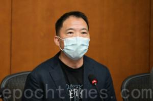 港泛民胡志偉未交BNO被撤銷保釋 還押至二月候訊