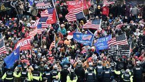 美國會大廈暴亂真相之五 網曝安提法討論行動計劃