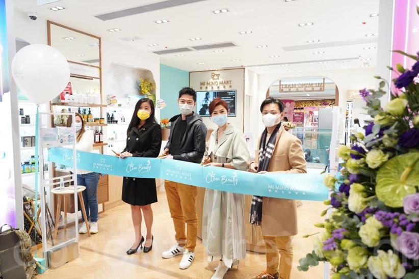 今次新店是袁彌明開設的第11間分店。(余鋼/大紀元)