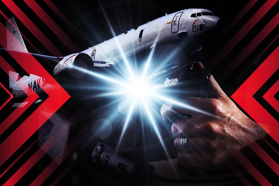 共軍激光照射美軍飛機 美國回敬「新海洋戰略」