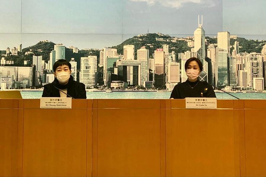 港增31宗中共病毒確診個案 醫管局將設賠償機制