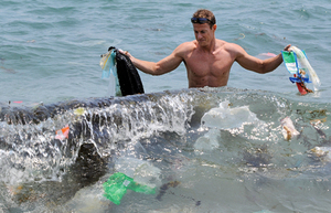 報告:至2050年 海洋塑膠垃圾比魚多