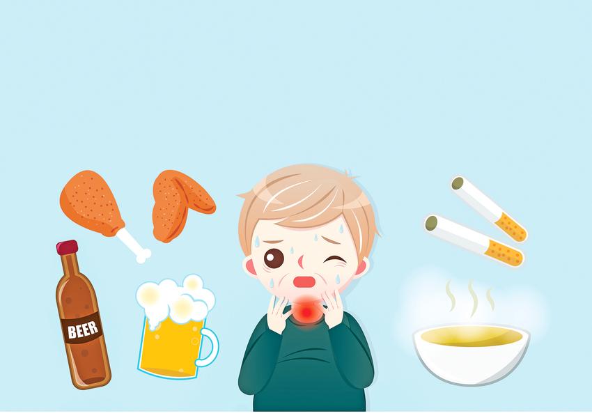 喜愛吃辣、飲酒、喝熱湯  小心食道癌悄悄上身
