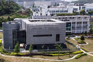 英媒爆中共刪除武漢病毒研究所逾300項研究資料